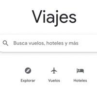 Google Travel va mejorando (el reemplazo de Google Trips)