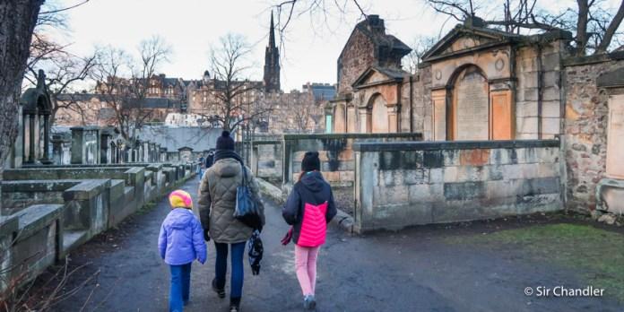 Caminata por Edimburgo