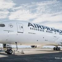 Air France pasará a volar con el Boeing 787-9 a Buenos Aires