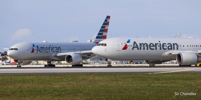 American Airlines no sumará más millas con las tarjetas del Santander