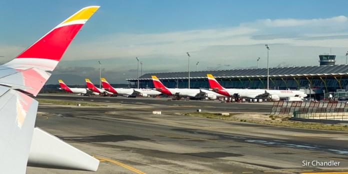 Iberia: vuelo Madrid Buenos Aires en turista del Airbus 350