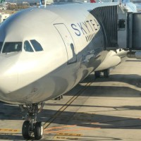 Aerolíneas Argentinas comenzó la desprogramación de los Airbus 340
