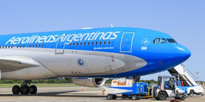 Aerolíneas Argentinas: definiciones varias de su nuevo vicepresidente