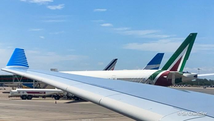 Aerolíneas Argentinas suspende más vuelos a Roma y da la chance de reprogramaciones