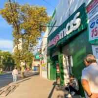 El regreso a las calles y un viaje al supermercado
