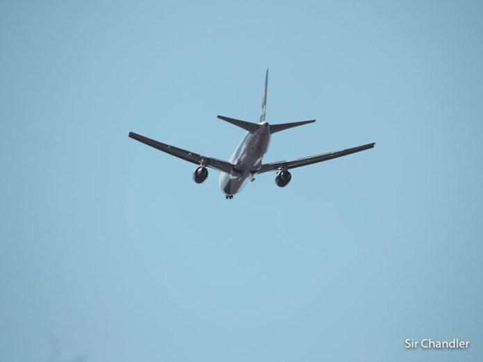 Estos son todos los vuelos internacionales especiales que habrá en septiembre