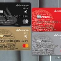 El Santander suma Mastercard a sus tarjetas