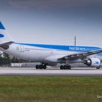 ¿Y los vuelos especiales de Aerolíneas Argentinas de octubre?