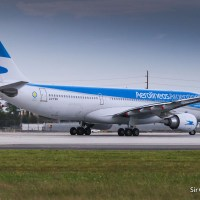 Aerolíneas Argentinas confirma que no vuelve este año por ahora a Roma y New York (editado)