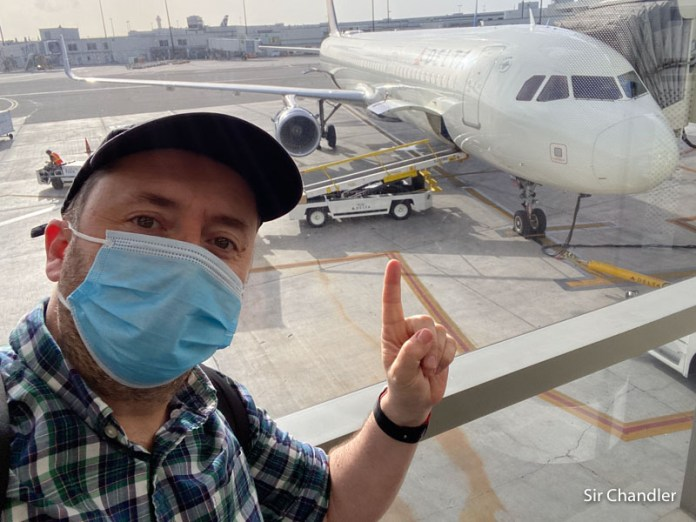 ¿Qué barbijos o tapabocas hay que usar para viajar en avión?