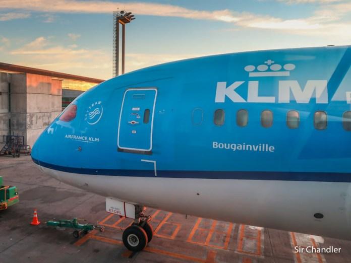 KLM en octubre tendrá dos vuelos semanales