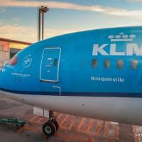 KLM puede llevar pasajeros a Europa nuevamente
