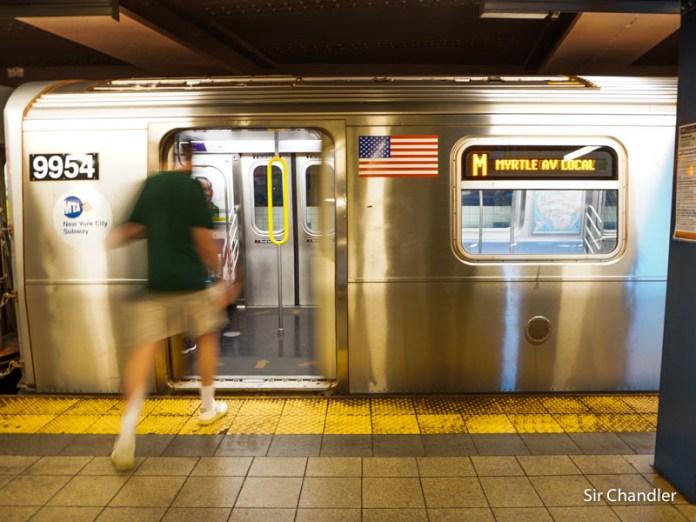 El metro de New York se puede pagar con tarjetas de crédito contactless argentinas
