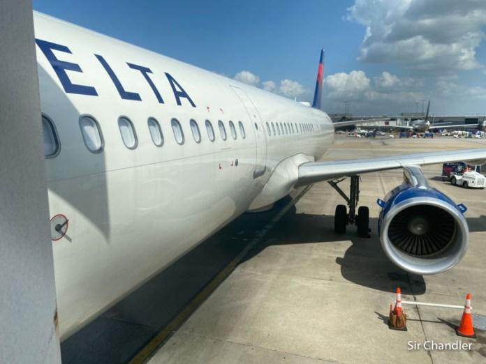 Delta tiene más vuelos autorizados en relación a la primera quincena de mayo