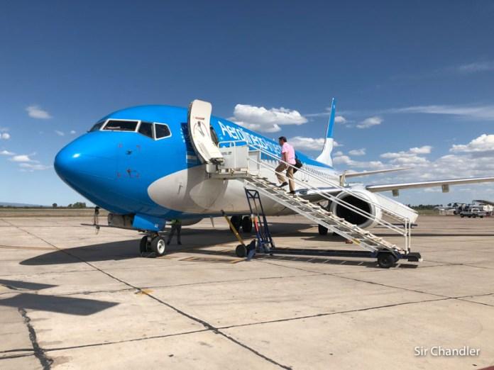 Esta es la programación de Aerolíneas Argentinas en cabotaje para octubre
