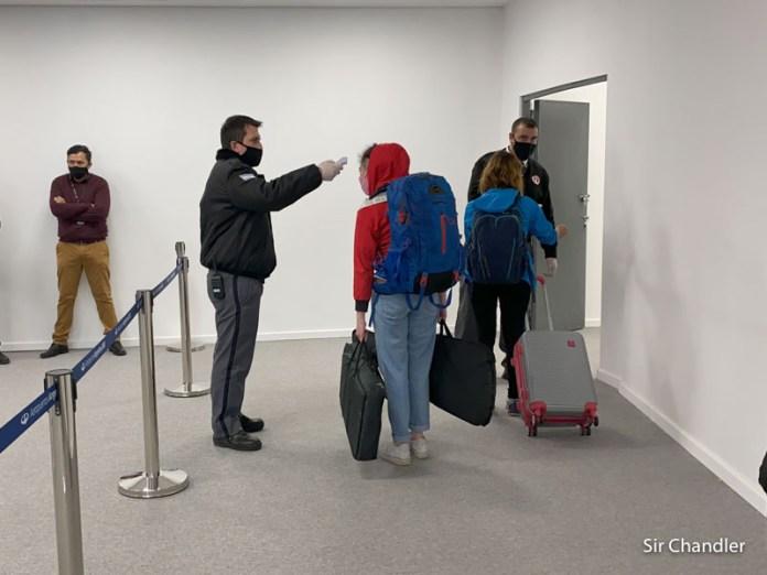 Se suspendió el ingreso de turistas de países limítrofes