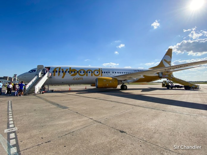 Flybondi: No es una opción volar desde Ezeiza