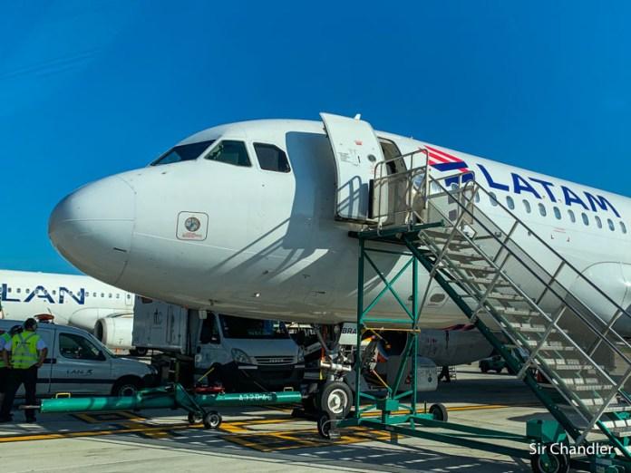 Latam tendrá vuelos especiales con San Pablo y Santiago desde el 16 de octubre