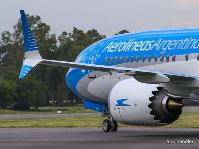 Los Boeing 737 MAX comenzarían a asomarse en enero en la Argentina