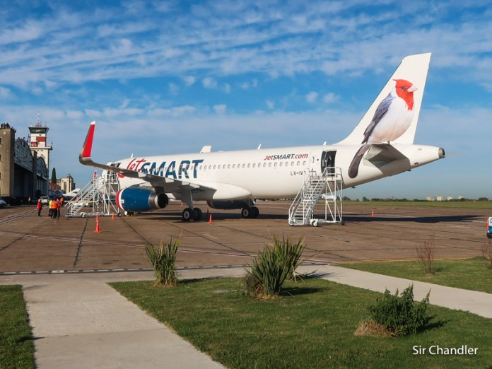 Jetsmart suma destinos y vuelos interprovinciales antes de fin de año