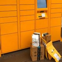 Usar los lockers de Amazon para estos momentos de cambios y cancelaciones