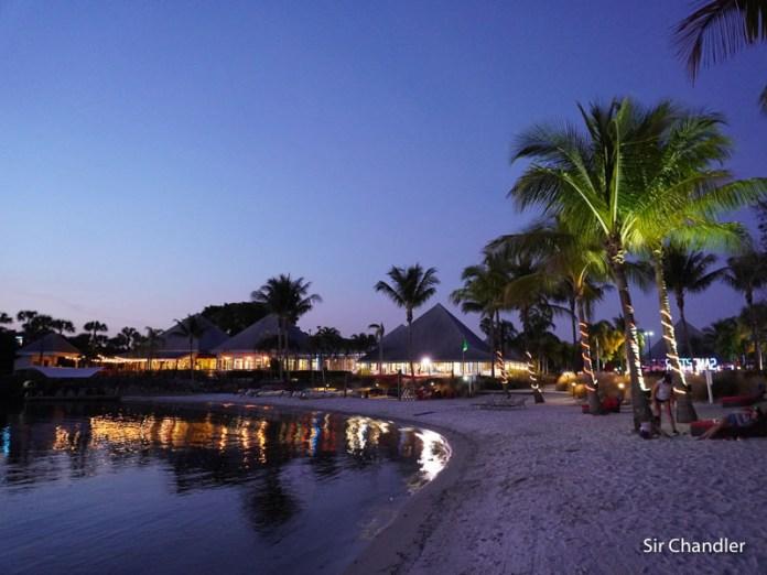 El Club Med Sandiper Bay, el único en Estados Unidos