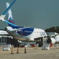 Se están yendo los aviones que usaba Latam Argentina