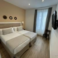 El apartamento donde me alojé en el centro de Madrid