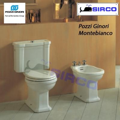 sedile MONTEBIANCO colorato rallentato VARIANTI Pozzi Ginori Montebianco Sirco sas Arredo Bagno