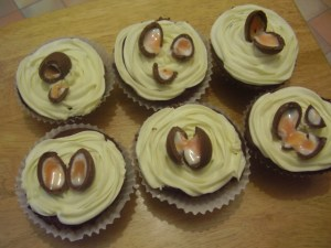 Easter cupcakes | Photo: Charlotte Reid