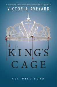 King's Cage, Victoria Aveyard
