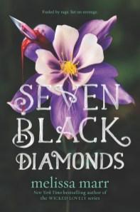 Seven Black Diamonds, Melissa Marr