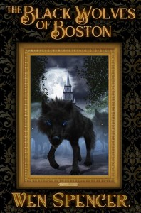 The Black Wolves of Boston, Wen Spencer