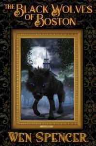 The Black Wolves of Boston, Wen Spencer