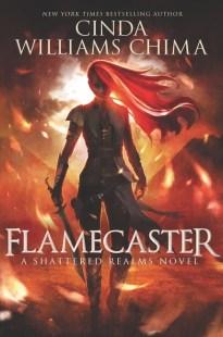 Flamecaster, Cinda Chima Williams