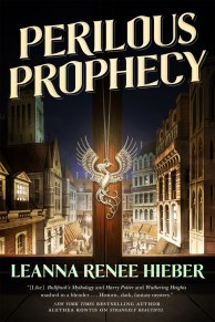 Perilous Prophecy Leanna Renee Hieber