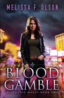 Blood Gamble Melissa F Olson