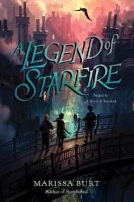 Legend of Starfire Marissa Burt
