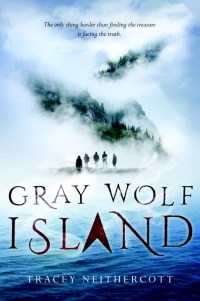 Gray Wolf Island Tracey Neithercott