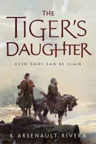 The Tiger's Daughter K Arsenault Rivera