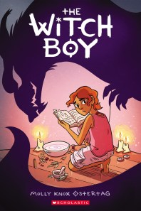 The Witch Boy Molly Knox Ostertag