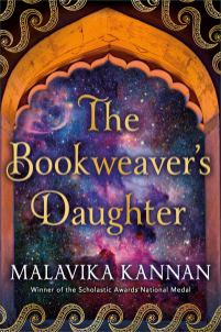 The Bookweaver's Daughter