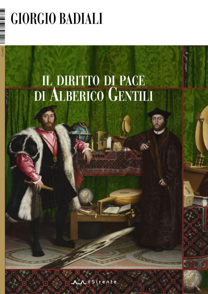 Il diritto di pace di Alberico Gentili (Giorgio Badiali)