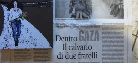 Selma Dabbagh: «Dentro Gaza: il calvario di due fratelli»