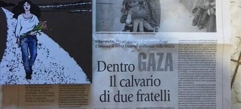 "Selma Dabbagh: «Dentro Gaza: il calvario di due fratelli»<span class=""wtr-time-wrap after-title""><span class=""wtr-time-number"">5</span>′ di lettura</span>"