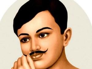 """""""मेरा नाम आजाद है, मेरे  पिता का नाम स्वतंत्रता और पता कारावास है"""": चंद्रशेखर आजाद"""