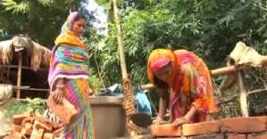 Jharkhand: 'रानी मिस्त्री' बन नक्सल प्रभावित क्षेत्र की महिलाएं बनी आत्मनिर्भर