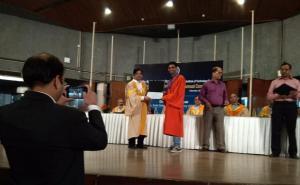 नक्सल प्रभावित क्षेत्र के सोनू ने किया देश भर में नाम रौशन, इसरो प्रमुख K. Sivan के हाथों मिला सम्मान