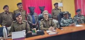 बिहार: औरंगाबाद से दो नक्सली धराए, कई संगीन मामलों में पुलिस कर रही थी तलाश