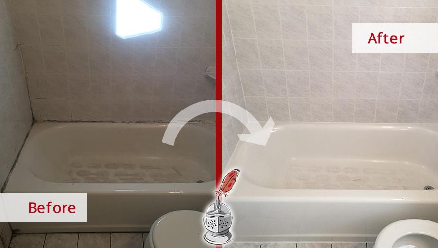 a tile sealing service prevented severe